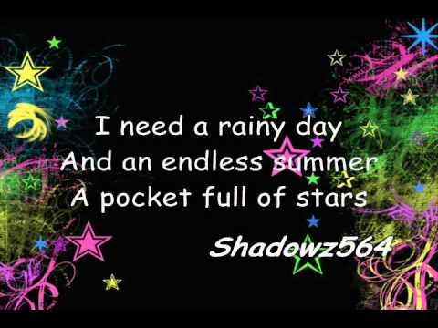 Pocket Full of Stars w/ lyrics