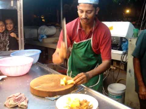 Video - Koch Rojak man
