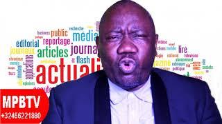 """MPBTV Actualité Compliquée16-03-Tshibala """"Lumbelisé""""à Londres-Kabila a-til encorcelé la Cenco?"""