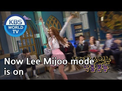 Now Lee Mijoo mode  is on [Happy Together/2019.02.28]