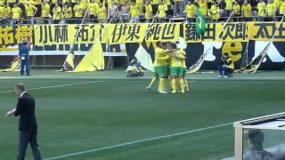 2016年2月14日(日) 第21回ちばぎんカップ ジェフ千葉 vs 柏レイソル戦...