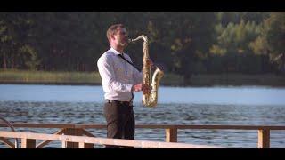 Sting - Shape of My Heart [Saxophone Cover] by Juozas Kuraitis Video
