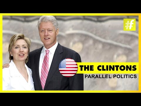 Bill and Hillary Clinton | Parallel Politics | Full Documentary