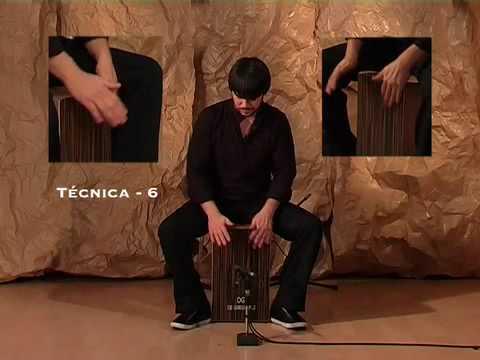 El Cajon Flamenco de Paquito Gonzalez