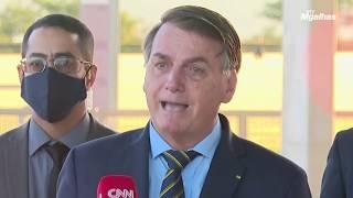 Bolsonaro diz que Alexandre de Moraes foi para o STF pela amizade com presidente Michel Temer