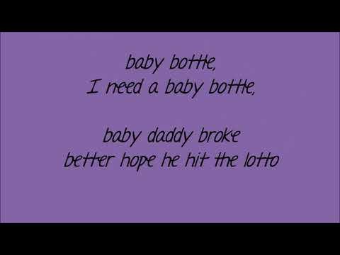 baby mama lyrics starrkeisha