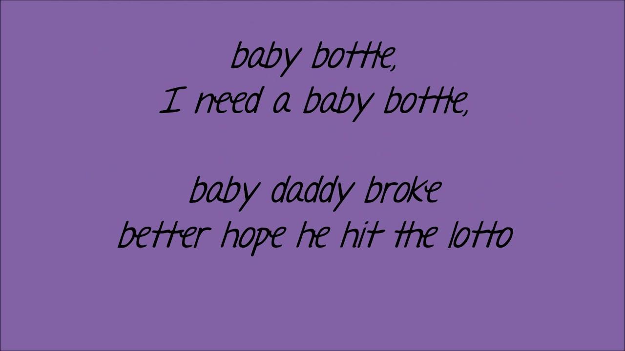 baby mama lyrics starrkeisha - YouTube
