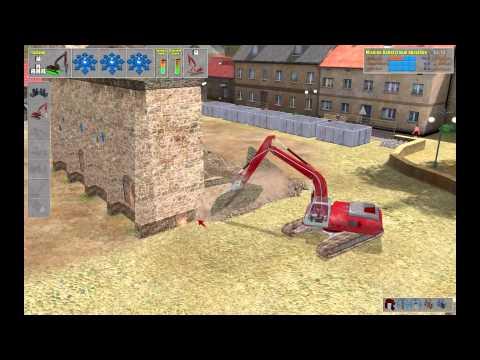 Let's Play Spreng Und Abriss Simulator [german][HD][004] Next Level - Teilabriss Der Kirche