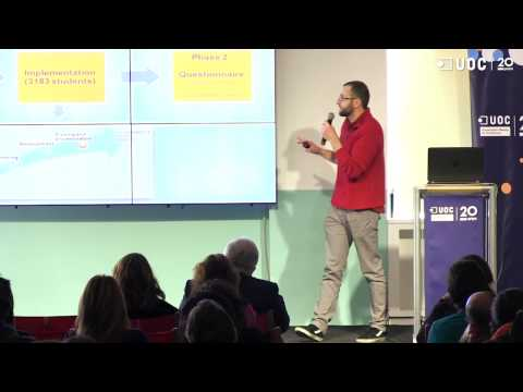 UOC Research Showcase 2015 - Marc Romero