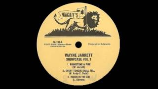 Wayne Jarrett - Brimstone And Fire