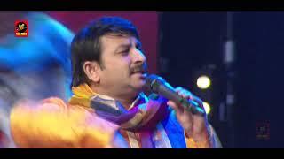 IBFA 2017 Bhojpuri FILM award show best performance of superstar manoj Tiwari and Dinesh lal