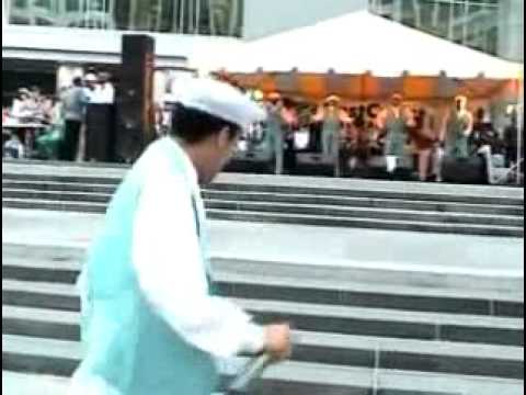I Feel Good -- The Tams-Live, Charlotte, NC, July 13, 2006