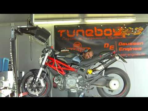Repeat Ducati Monster 796 Walk Around Original Exhaust Sound HD by