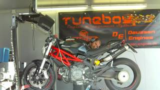 Ducati Monster 796 Rexxer ECU Tuning