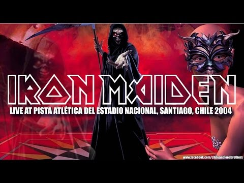 Iron Maiden Dance Of Death Tour 2004 Santiago Chile Completo ( Solo Audio)
