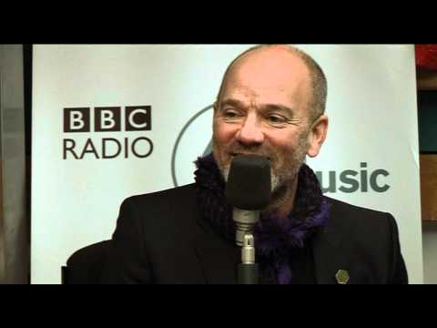 Michael Stipe REM Interview: BBC 6 Music's 'First Time':  Part 1