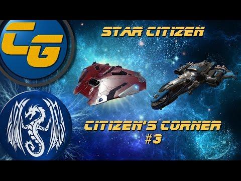 Star Citizen: Citizen's Corner #3 -- Elite Answers to Citizen Questions