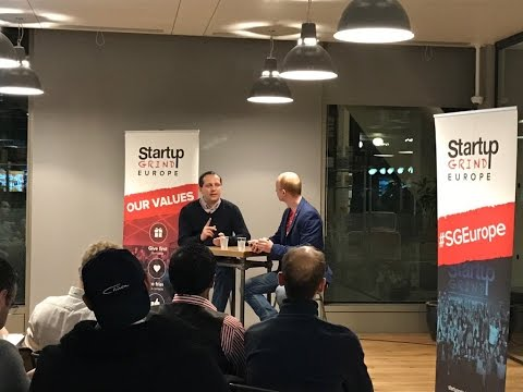Startup Grind Talk: Alexander Zacke, founder of Auctionata (Paddle8)