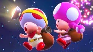 Captain Toad: Treasure Tracker - Episode 1 (All Gems & Bonus Objectives)