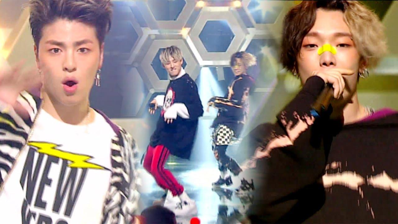Download 《Comeback Special》 iKON - B-DAY (벌떼) @인기가요 Inkigayo 20170528