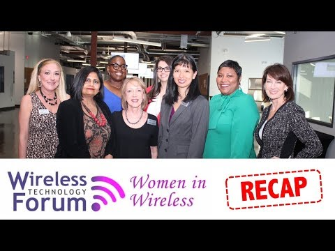Recap - Women in Wireless - Enhancing Perception to Gain Recognition