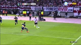 River Plate 0 - 1 Boca Juniors -  Fecha 24 Torneo Argentino 2015