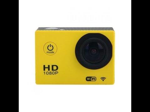 Unboxing Sport Camera || Bella Vision Sport Camera BV-S8 1080P ...