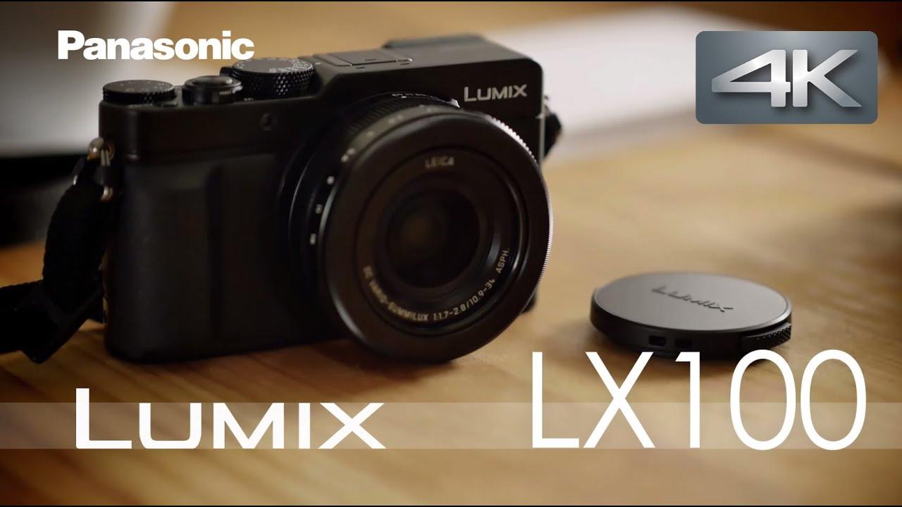 Large Sensor Compact Camera - DMC-LX100GN - Panasonic Australia
