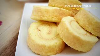 Easy Pianono (Filipino Swiss Roll) | Soft & Fluffy