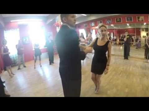 Noelia Barsi Tango Dancer