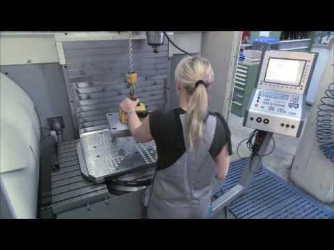 Spannsystem H1000 von Meusburger