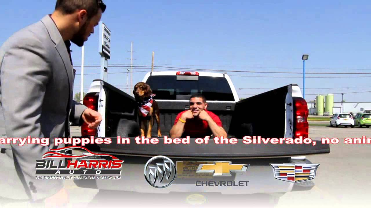 Bill Harris Chevrolet >> Chevrolet Silverado Deals At Bill Harris Auto Youtube
