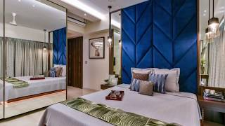 Ekta Oculus - a Luxurious Apartment in Mumbai, Interior designed by Aum Architects