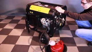 видео Переделать инверторный генератор в