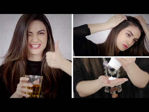 6 Hair Care Tips For Humid Weather, Hair fall And Frizzy Hair - Hair Tutorial