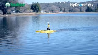 Seafloor Systems HyDrone-RCV Remote Control Hydrographic Survey Boat