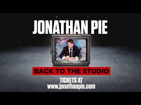 Jonathan Pie: Back to the Studio