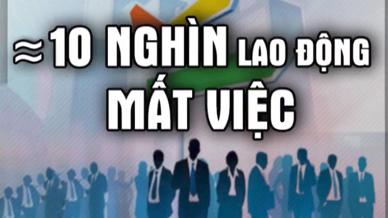 Ảnh hưởng của dịch bệnh: Hàng ngàn lao động tại Hà Nội mất việc   VTV24