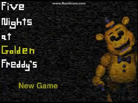 Five Night At Golden Freddy's -WTF! |Jhonaikel Gamer
