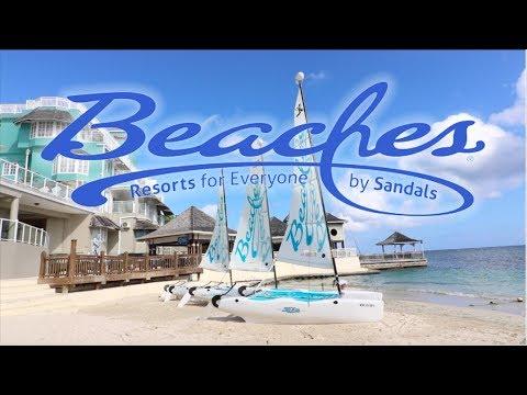 Jamaica 2017 Beaches Ocho Rios (HD Gopro + Drone)