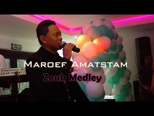 Maroef Amatstam & Fusion allround band - Zouk Medley 2018