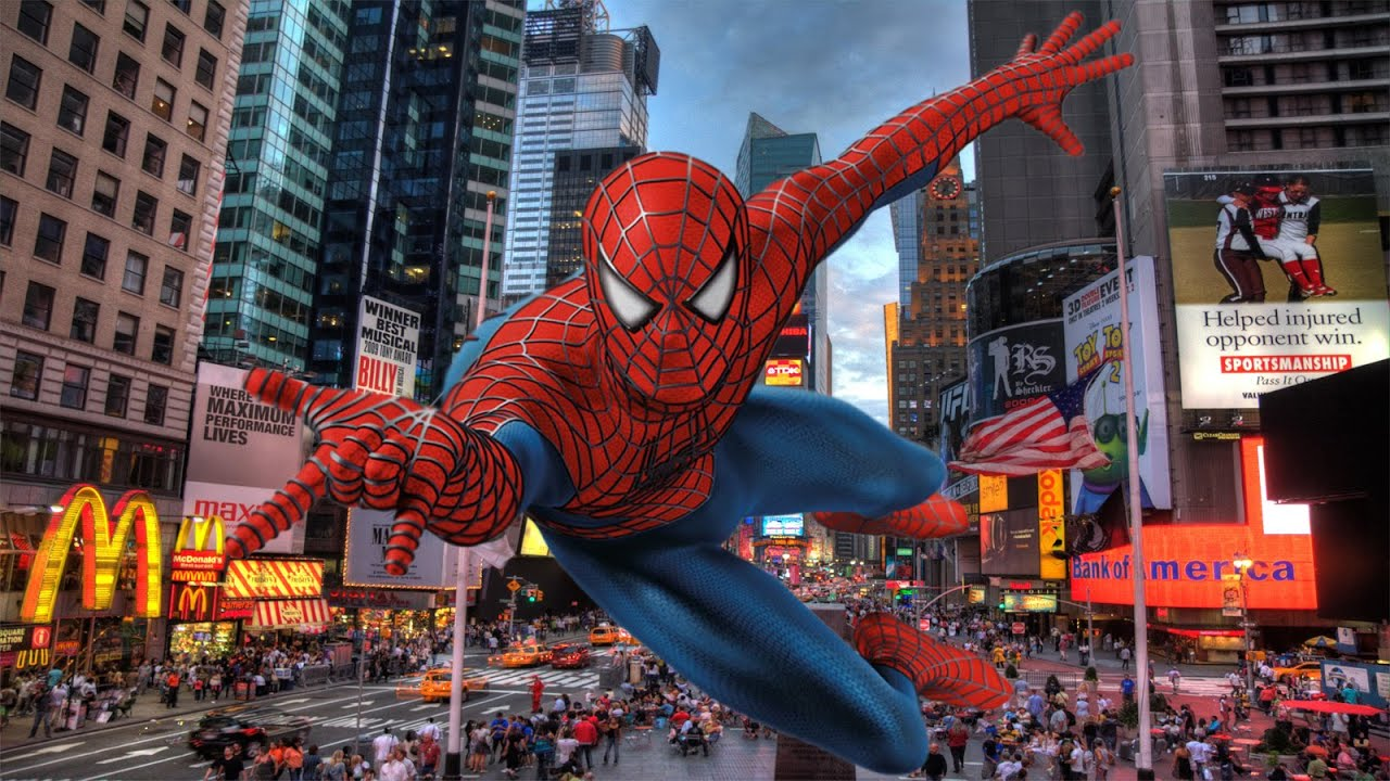 Fly With Rope Episodio 3 Quot Spiderman En New York Quot Youtube