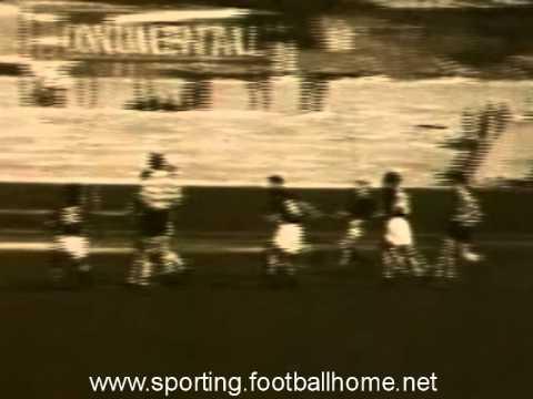 Sporting 1954/1955 - Documentário «O Nosso Futebol», 1984