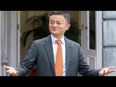Jack Ma anuncia saída do Grupo Alibaba