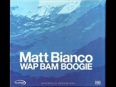 """MATT BIANCO """" A DAY IN YOUR LIFE """""""