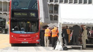 ADH14  Lord Mayor of London Charity Bus Route 94 SN60 BYK