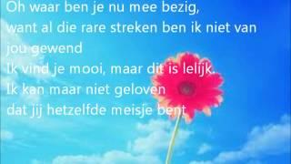 Adriaan - Als je gaat (Lyrics)
