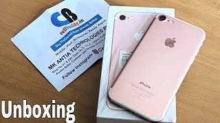 Cellbuddy IPhone 7 unboxing | Really a great deal 🔥🔥🔥