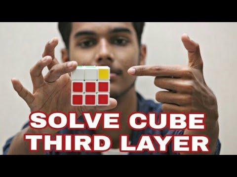 How To Solve LAST LAYER/THIRD LAYER Of Rubik's Cube – HINDI [ FULL TUTORIAL ]   Full Video