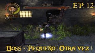 Piratas del Caribe La leyenda de Jack Sparrow [PS2] EP. 12 Boss Pequeño ( ¿Otra vez? )